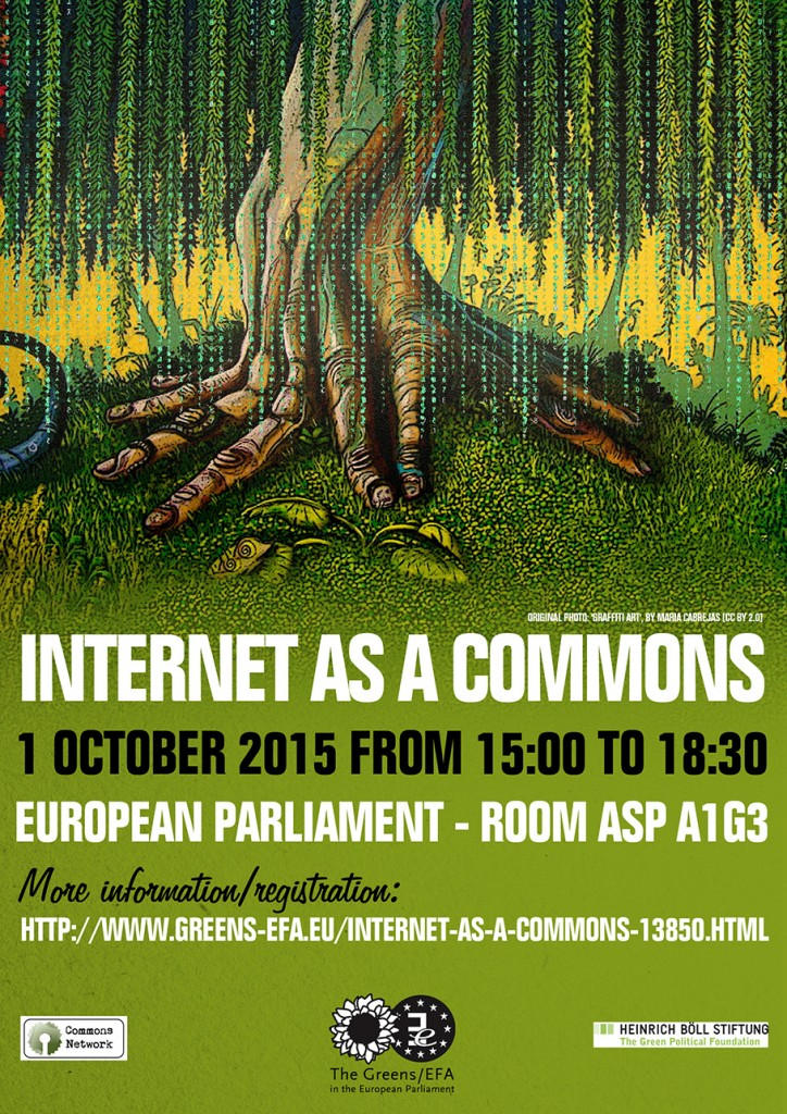 Internet-as-a-commons